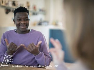 Academic Communication Equity British Columbia, ACE-BC